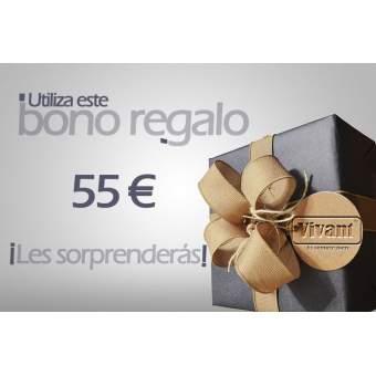 Bono Regalo 55€